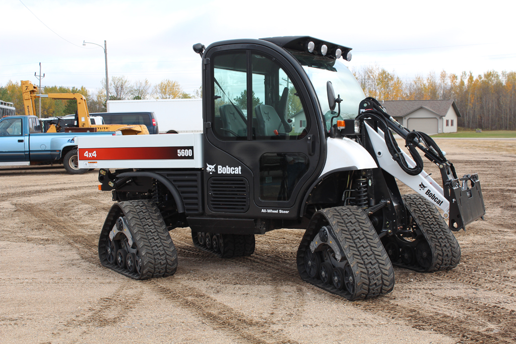Bobcat Toolcat With Tracks General Discussion Slednh Com