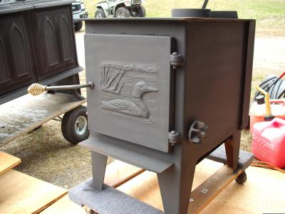 Two Wood Stoves For Sale - Classified - SledNH.com - Small Wood Stoves For Sale WB Designs