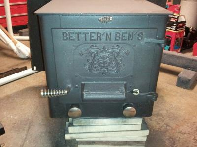Better N Bens Wood Stove WB Designs - Better N Bens Wood Stove WB Designs
